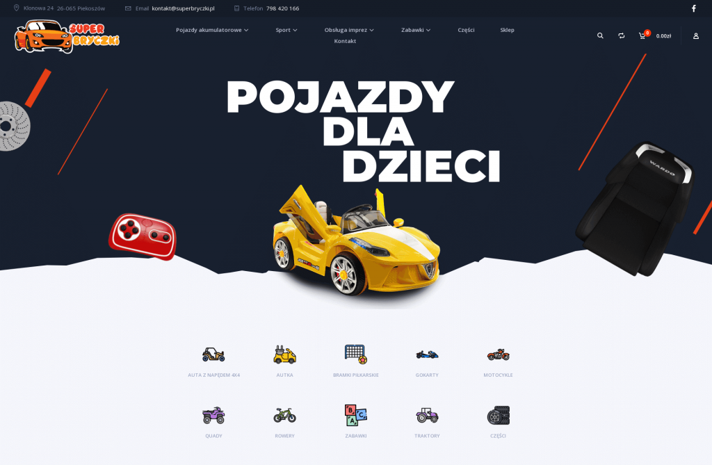 superbryczki.pl